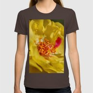 T-shirt featuring Moss Rose by Kealaphotography