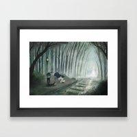 Final Fantasy VI - Phant… Framed Art Print