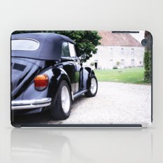 Vintage Volkswagon Beetle iPad Case