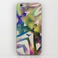 Little Blue Bird iPhone & iPod Skin
