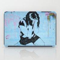 29 Blue iPad Case