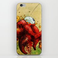 Bets Coming iPhone & iPod Skin