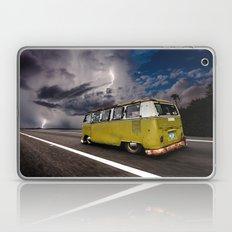 Volkswagen The Demon Bus  Laptop & iPad Skin