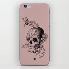 Skull one B iPhone & iPod Skin