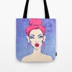 Selfie girl_3 Tote Bag