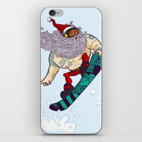 Klaus iPhone & iPod Skin