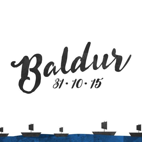 Baldur Canvas Print