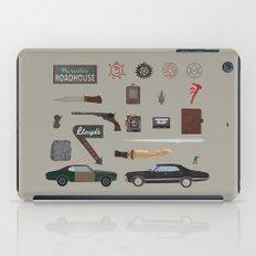 Supernatural (2015) iPad Case