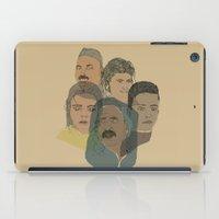 Arabian Nights Portraits iPad Case
