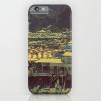 Beach in Amalfi, Italy iPhone 6 Slim Case