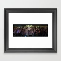 The Big Apple Framed Art Print