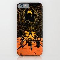 Ruuuun!! iPhone 6 Slim Case