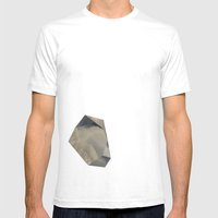 Desert Storm Mens Fitted Tee White SMALL