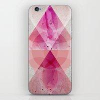 Give me something, i turn it upside down iPhone & iPod Skin