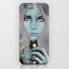 Alien warrior girl Slim Case iPhone 6s