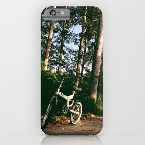 Trail Bike iPhone & iPod Case