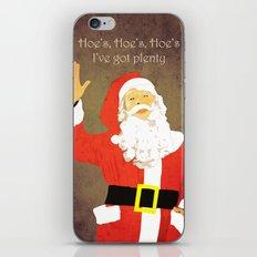 Hoe'sHoe'sHoe's iPhone & iPod Skin