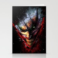 Madness Is The Emergency… Stationery Cards