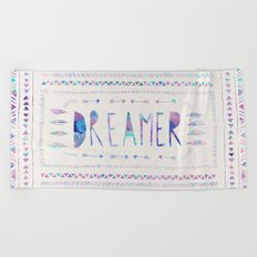 DREAMER Beach Towel