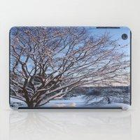 Snow Covered iPad Case