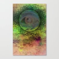 The Grand Delusion Canvas Print