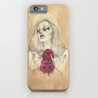 iPhone & iPod Case featuring HOW DOES YOUR GARDEN GROW (Part 2) by Casstronaut