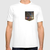 Light In You Mens Fitted Tee White SMALL