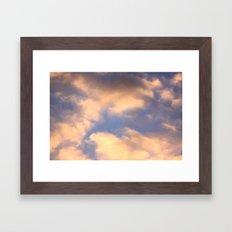 Movin On Up Framed Art Print