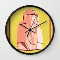 Rock Study Wall Clock