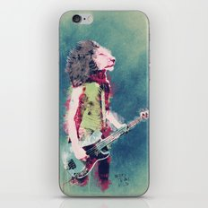 Born To Be Wild iPhone & iPod Skin