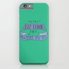 Liz Lemon iPhone 6s Slim Case