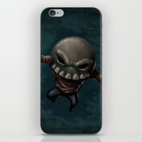Skeleton Krueger iPhone & iPod Skin