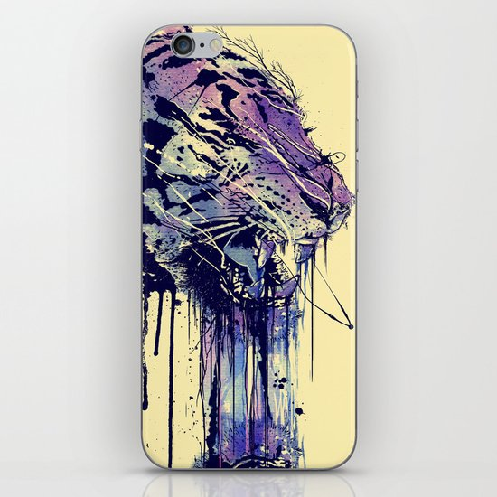 Fearless iPhone & iPod Skin