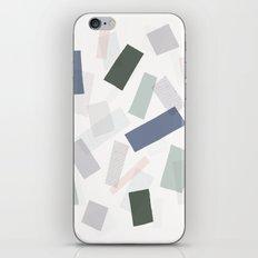 Wood Henge Pattern iPhone & iPod Skin