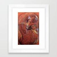Deerjar Framed Art Print
