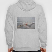 THE BEACH-Suburban Monster Series Hoody
