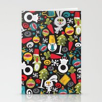 Ugly Christmas. Stationery Cards