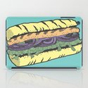 food masquerade iPad Case
