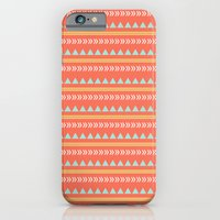 iPhone & iPod Case featuring NATIVE AZTEC by Allyson Johnson