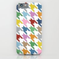 iPhone & iPod Case featuring Dog T by Project M