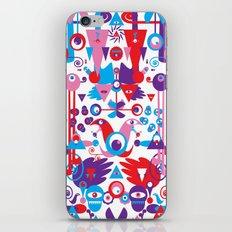 Little Monsters World iPhone & iPod Skin
