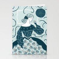 Little Briar Rose Stationery Cards