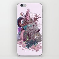 Forest Warden iPhone & iPod Skin