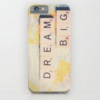 dream big ... iPhone 6 Slim Case