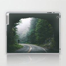 Through The Tunnel Laptop & iPad Skin