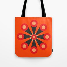 Flower Extract Tote Bag