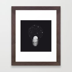 Natural light Framed Art Print
