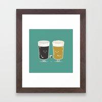 Cheers! Framed Art Print