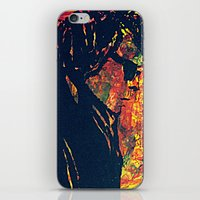 Bob Dylan Portrait  iPhone & iPod Skin