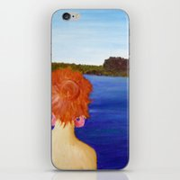 Seaside iPhone & iPod Skin